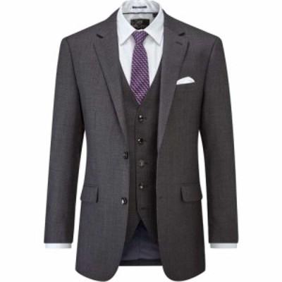 スコープス Skopes メンズ スーツ・ジャケット アウター wilder wool blend suit jacket Charcoal