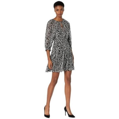 レベッカテイラー レディース スカート ドレス Long Sleeve Zebra Lily Dress