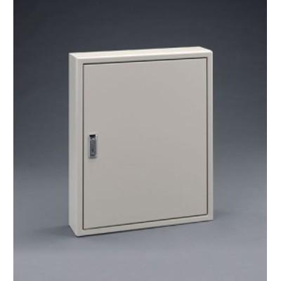 エスコ(ESCO) 400x120x400mm 盤用キャビネット(屋内用・片扉) EA940CZ-2