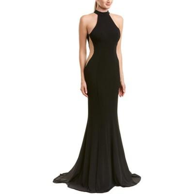 ファビアーナ ワンピース トップス レディース Faviana Gown black