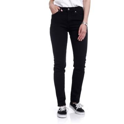 チープマンデー Cheap Monday レディース ジーンズ・デニム ボトムス・パンツ - Sonic Deep Black - Jeans black