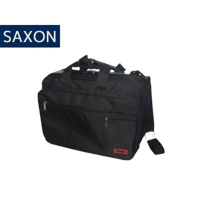 サクソン SAXON PC対応 3wayラウンド軽量ビジネスバッグ 5173 swan13