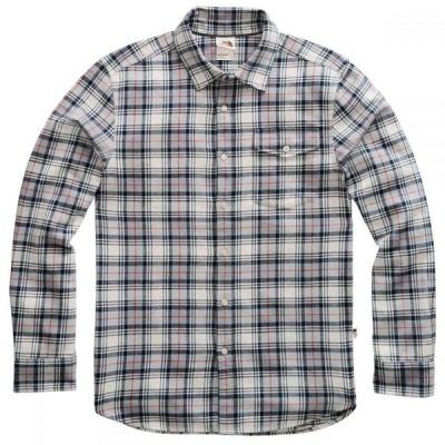 ザ ノースフェイス THE NORTH FACE メンズ シャツ フランネルシャツ トップス Arroyo Flannel Shirt HJU TIN GREY RAVINE