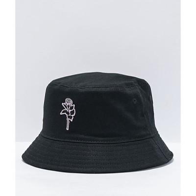 バイサミーライアン BY SAMII RYAN レディース ハット バケットハット 帽子 By Samii Ryan Lust Black Bucket Hat Black
