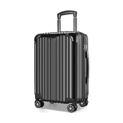 VARNIC スーツケース キャリーバッグ キャリーケース 機内持込 超軽量 大型 静音 ダブルキャスター 耐衝撃 360度回転 TSAロー