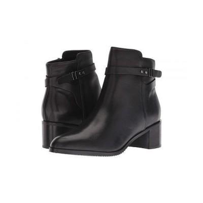 Clarks クラークス レディース 女性用 シューズ 靴 ブーツ アンクルブーツ ショート Poise Freya - Black Leather