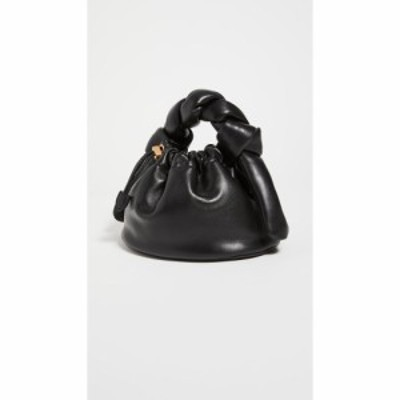 アペード モッド Apede Mod レディース バッグ Knotty Mini Bag Black