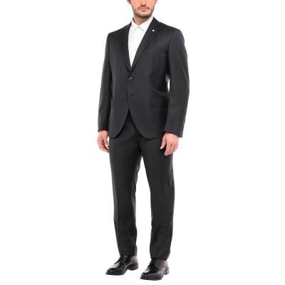 エル・ビー・エム 1911 L.B.M. 1911 スーツ 鉛色 50 バージンウール 100% スーツ