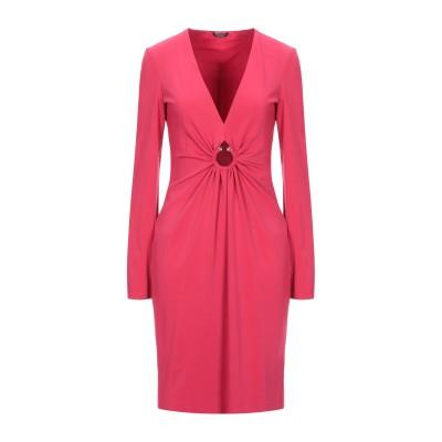 MARCIANO ミニワンピース&ドレス フューシャ 38 ポリエステル 93% / ポリウレタン 7% ミニワンピース&ドレス