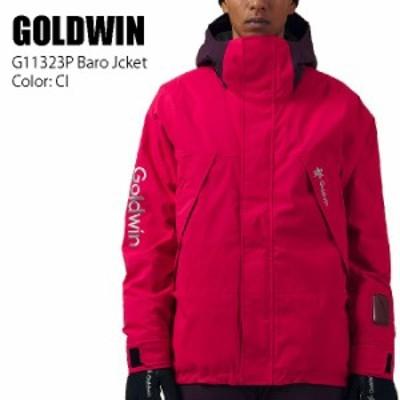 GOLDWIN ゴールドウィン ウェア G11323P BARO JACKET 21-22 CI メンズ ジャケット スキー コンペ DEMO 基礎スキー
