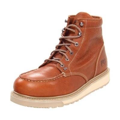 Timberland PRO Men's Barstow Wedge Work Boot,Brown,13 M US【並行輸入品】