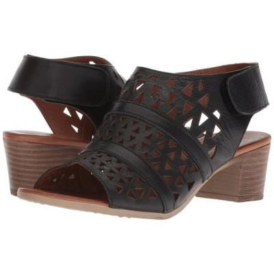 スプリングステップ Spring Step レディース ヒール シューズ・靴 Dorotha Black
