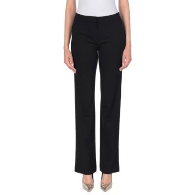 ANNA RACHELE パンツ ブラック 40 レーヨン 60% / ナイロン 35% / ポリウレタン 5% パンツ