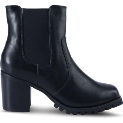 セラピー Therapy レディース ブーツ シューズ・靴 Rudee Boots Black Smooth