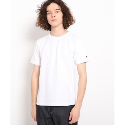 【デッサン】 Champion 半袖Tシャツ メンズ ホワイト 03(L) Dessin