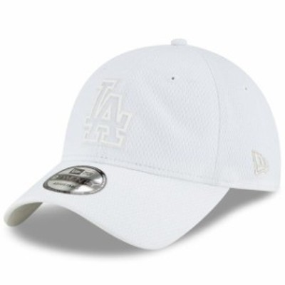 New Era ニュー エラ スポーツ用品  New Era Los Angeles Dodgers White 2019 Players Weekend 9TWENTY Adjustable Hat