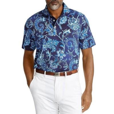 ラルフローレン メンズ ポロシャツ トップス Paisley Polo Shirt