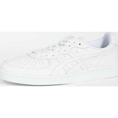 (取寄)オニツカタイガー メンズ GSM スニーカー Onitsuka Tiger Men's GSM Sneakers White White 送料無料