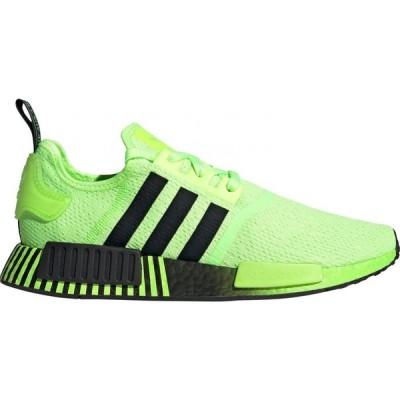 アディダス adidas メンズ シューズ・靴 Originals NMD_R1 Shoes Green/Black