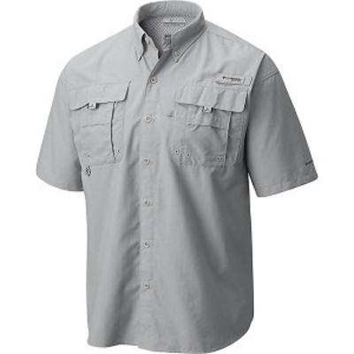 (取寄)コロンビア メンズ バハマ 2 ショートスリーブ シャツ Columbia Men's Bahama II SS Shirt Cool Grey