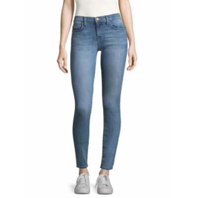 カレントエリオット レディース パンツ デニム The Ankle Cotton Skinny Jeans