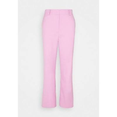 リバティーン リバティーン カジュアルパンツ レディース ボトムス FLAW - Trousers - blush