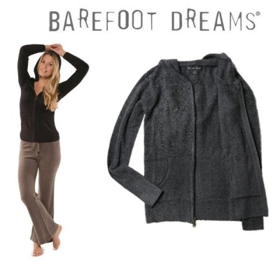 ベアフットドリームス BAREFOOT DREAMS レディース フーディー 432 バンブーシック パーカー Bamboo Chic Lite Women's hoodie