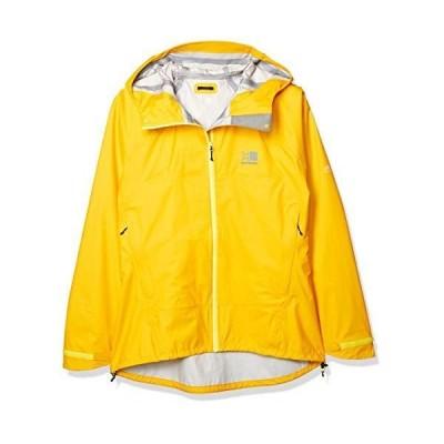 カリマー 3シーズン対応ジャケット beaufort 3L jkt Yellow 日本 L (日本サイズL相当)