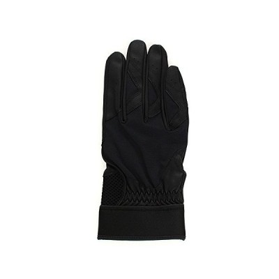 ミズノ MIZUNO 守備手袋右手用 1EJED121 90 ブラック ブラック Lサイズ