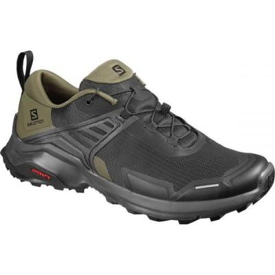 サロモン Salomon メンズ ハイキング・登山 シューズ・靴 X Raise Hiking Shoe Black/Grape Leaf/Phantom