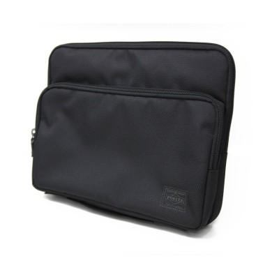 【カバンのセレクション】 吉田カバン ポーター ディル ドキュメントケース iPad B5 PORTER 653-08880 ユニセックス ブラック フリー Bag&Luggage SELECTION