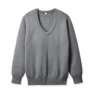 [セシール] スクール Vネックセーター 制服 学生 ウオッシャブル ウール混 TS-601 キッズ