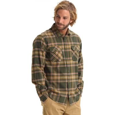バートン Burton メンズ トップス brighton premium blem flannel Forest Night Classic