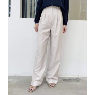 レディース アパルトモン 【INDRESS/インドレス】Wide Pants ナチュラル 38