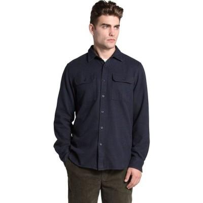 ザ ノースフェイス The North Face メンズ シャツ ネルシャツ トップス Arroyo Long - Sleeve Flannel Shirt Aviator Navy