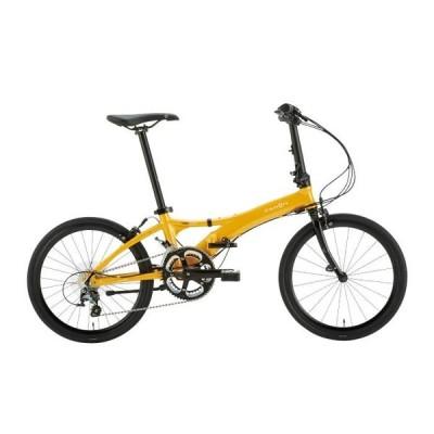 DAHON (ダホン) 2020モデル Visc EVO ヴィスクエヴォ マンゴーオレンジ (142-193cm) 折畳自転車
