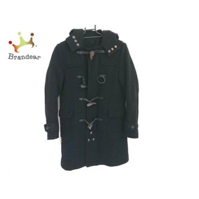 サイ SCYE ダッフルコート サイズ36 S レディース 美品 - 黒 長袖/冬 新着 20200723