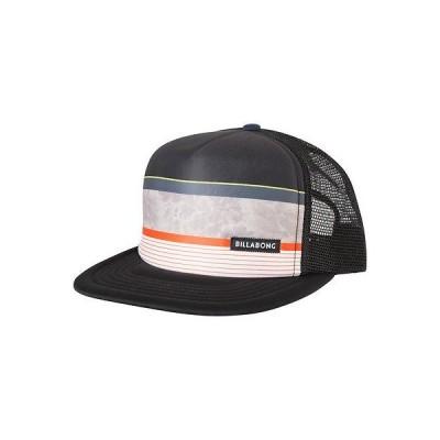 ビラボン 帽子 ハット ビーニー ニット帽 Billabong - Billabong Hat - Spinner - チャコール ワンサイズ