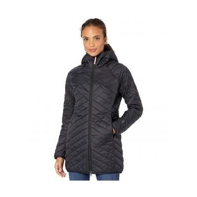 INDYGENA レディース 女性用 ファッション アウター ジャケット コート ダウン・ウインターコート Turvata II - Black
