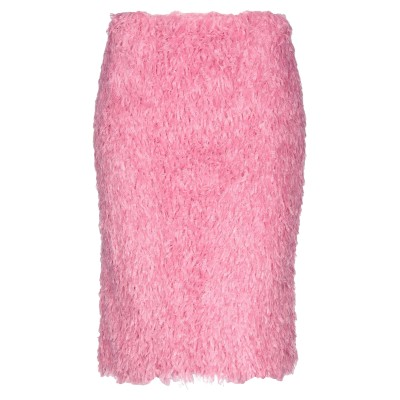 LE VOLIÈRE ひざ丈スカート ピンク XS/S ポリエステル 100% ひざ丈スカート