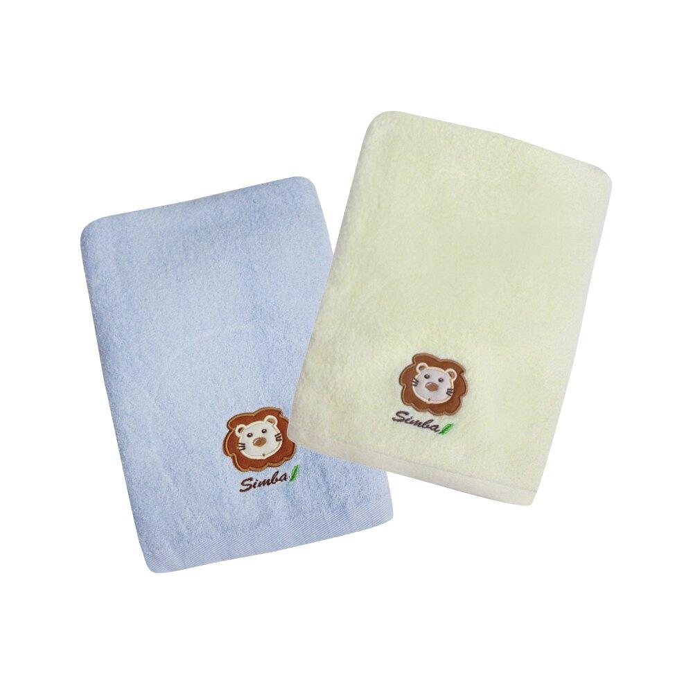 Simba小獅王辛巴 - 和風高級嬰兒快乾浴巾