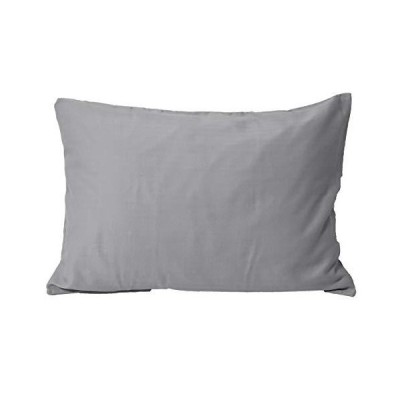 ダブルガーゼ ピロケース (43x63cm枕用 グレー) 日本製 綿100% コットン ガーゼ 二重ガーゼ 赤ちゃん 妊