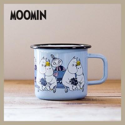 Moomin/ムーミン ムーミンマグ フレンズ ムーミン&フローレン