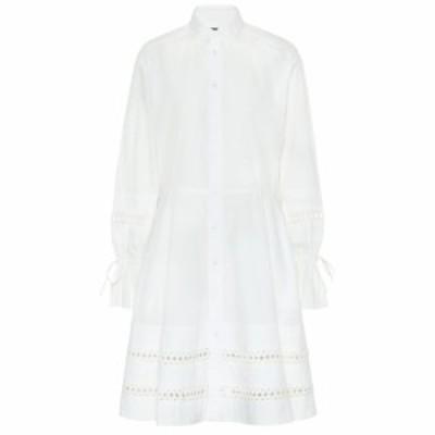 ラルフ ローレン Polo Ralph Lauren レディース ワンピース ワンピース・ドレス Cotton shirt dress Warm White