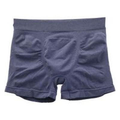 アツギ(アツギ)ATSUGI (デイリーケアラボ)Daily Care Labo メンズ 前閉じ 尿漏れ ボクサーパンツ 安心3層パッド構造 吸水シートつき