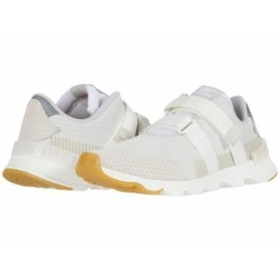 SOREL ソレル レディース 女性用 シューズ 靴 スニーカー 運動靴 Kinetic(TM) Lite Strap White【送料無料】