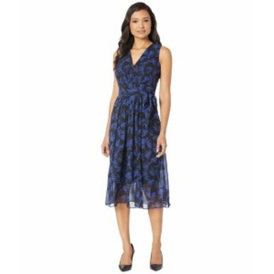 Anne Klein アンクライン ドレス 一般 Delphine Print Midi Dress