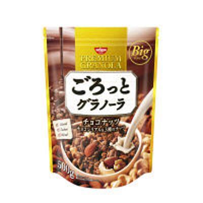 日清シスコ日清シスコ ごろっとグラノーラ チョコナッツ 500g 1袋 シリアル
