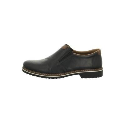 リーカー メンズ 靴 シューズ Slip-ons - schwarz