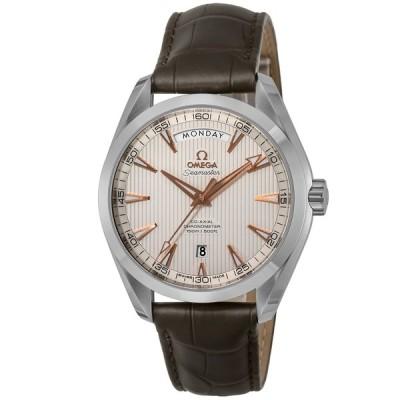 オメガ OMEGA 腕時計 シーマスターアクアテラ メンズ 時計 コーアクシャル自動巻 シルバー 231.13.42.22.02.001